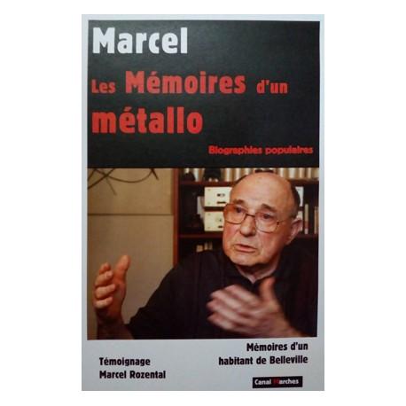 Marcel, les mémoires d'un métallo