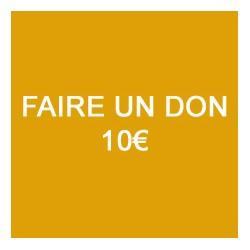 Faire un don de 10€